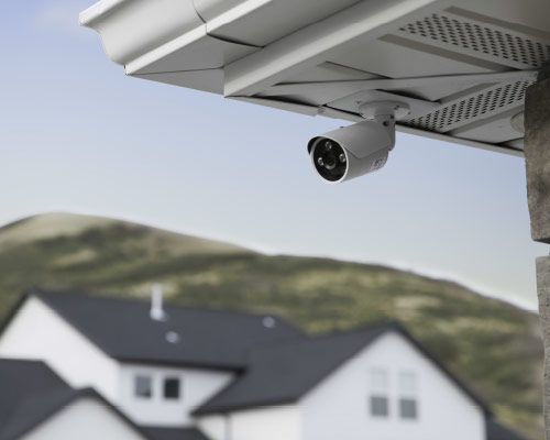 Commercial - CCTV & Alarm Systems